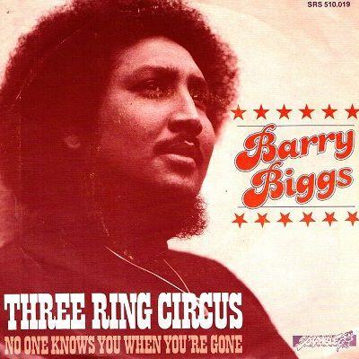 Barry Biggs Three Ring Circus