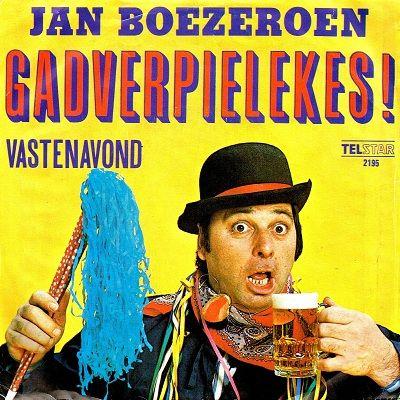 Boezeroen Jan Gadverpielekes Single Ad Vinyl