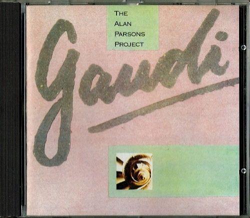 Alan Parsons Project The Gaudi Cd Ad Vinyl