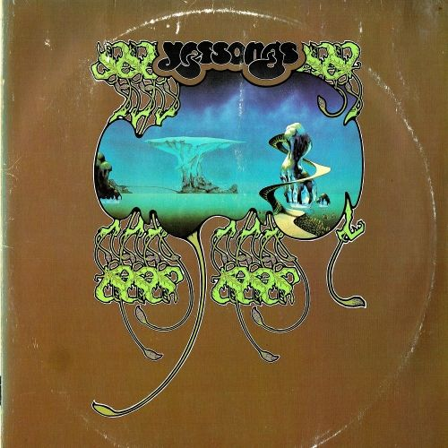 Yes Yessongs 3lp Ad Vinyl