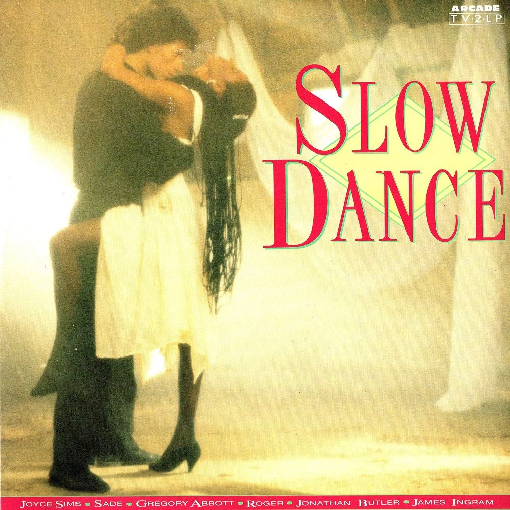 Slow Juicer David Jones : various - Slow Dance (2LP) - Ad vinyl