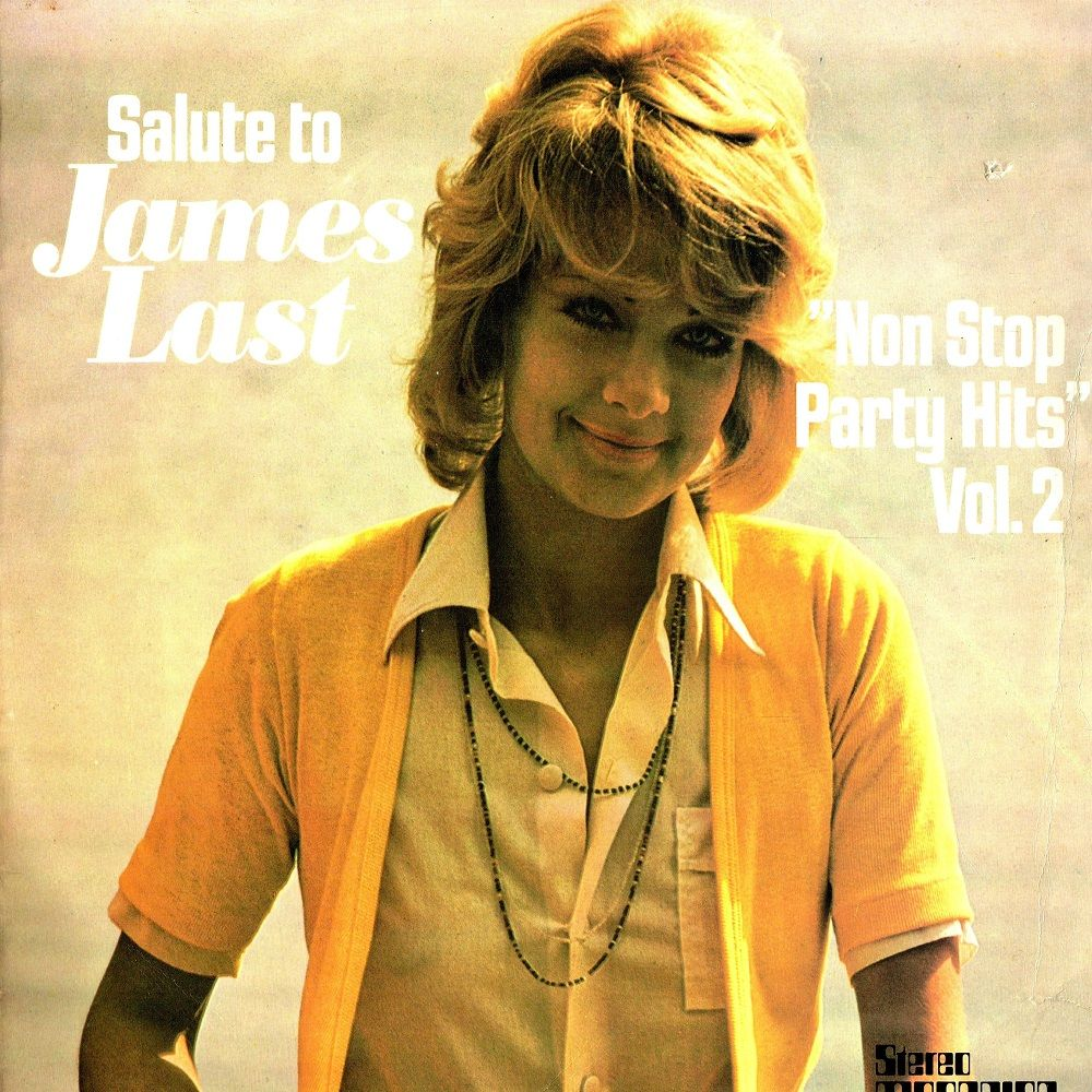 Last James Salute To James Last Quot Non Stop Party Hits