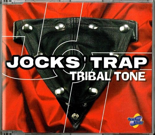 Jocks Trap Tribal Tone Cd Single Ad Vinyl