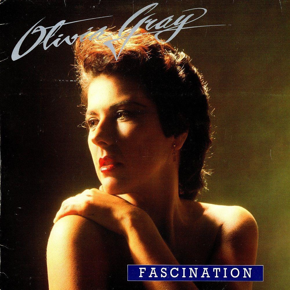 Gray Olivia Fascination Lp Ad Vinyl